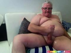 Daddy Masturbate Big Fat Dick Live On Cruisingcams Com