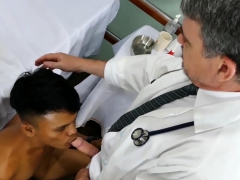 Whorish Asian Twink Mikal Gets Freaky With Doctor Daddy Mike