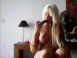 Fat cum face 4 Petite Babe getting stuffed in all ways