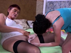 Granny Wants To Get Freaky With A Girl