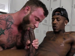Hunks Face Spunked By Bbc