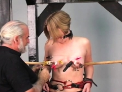 Stripped Doll Fetish Bondage Sex Scenes With Elderly Chap