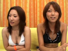 Asian Lesbian Pussy Lick