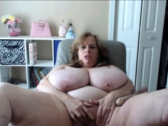Bbw Mandy Big Boobs And A Deep Throat