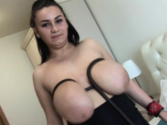 helen-star-busty-babe-slapping-her-huge-tits-and-ass