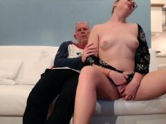 Naked fat girls cumming