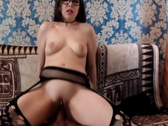 cute-college-babe-in-nerdy-glasses-gets-drilled-by-her-bf