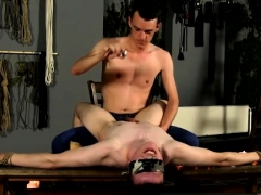 Bondage Of Gays Xxx Wanked And Waxed To The Limit