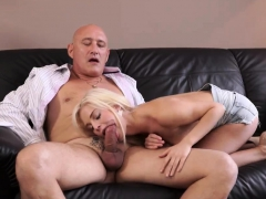 Daddy Anal Lescrony' Comrade And Small Blonde Teen Old