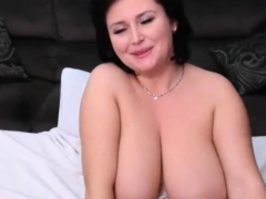busty-mature-bbw-milf-toying-and-fingering-her-pussy