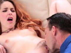 Brunette Teen Bondage Dirty Deeds With Uncle Rich