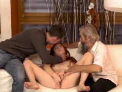 amateur slut backdoor big dildo unexpected practice with an