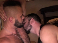 Ripped Wolf Anally Banged Bareback