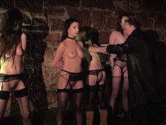 4-slaves-punished-and-humiliated-by-master-he-fucks-and-slap