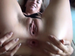 Hot Austrian Teen Anal Sex Cum In Her Ass.