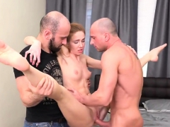 Dirt Poor Stud Allows Frisky Mate To Ream His Girlfriend For