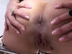 Unfaithful English Milf Lady Sonia Shows Off Her Huge Globes