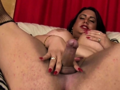 chunky-transsexual-spreads-ass-and-jerks-cock