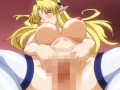 Busty Elf Anime Hentai