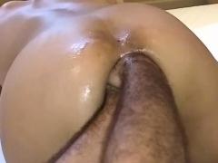 Double Anal Fisting Amateur Brazilian Milf