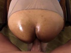 Big Dick Ladyboy Anal Sex With Cumshot