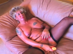 pierced tattooed mature masturbating muffin granny sex movies