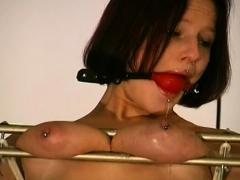 Vagina Torture In S&m Scenes