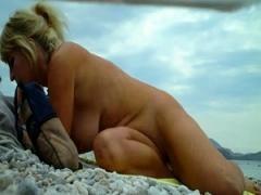 Russian Nude Beach