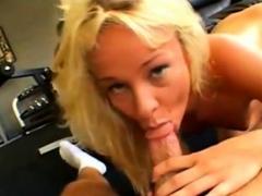 Blonde Hunter Pov Bj, Cim, Swallow