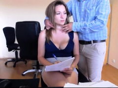 Sexy Brunette With Hot Boobs Fingering Her