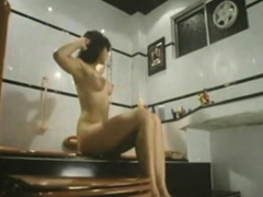 Sexy Naked Asian Girl