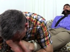 Foot Slave Movietures Gay Chase Lachance Tied Up, Gagged