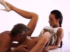 Teen Anal Accident First Time Finally She's Got Her Chief