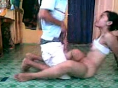 malay-teen-couple-action-in-home