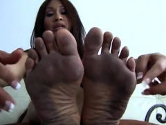 aramante giant and foot fetish HD