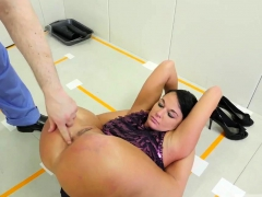 bdsm-training-taking-it-up-her-ass-licking-the-doctor-s