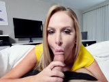 Hot busty MILF stepmom relax fucked by a horny stepson