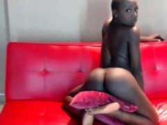 Webcam Masturbation Super Sweet And Hot Ebony Teen