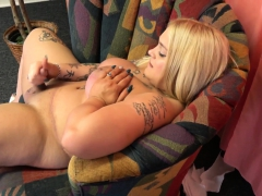 curvy-blonde-bbw-gets-her-cock-out-solo