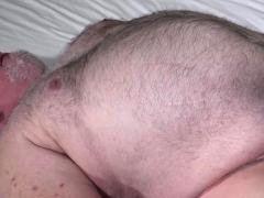 Hairy Chub Daddy Ass Bang