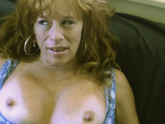 donkey teeth red head milf crack whore