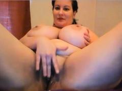 Webcam Beautiful Bbw Huge Boobs Very Nice Porn Video