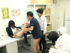 hinagiku tsubasa caught shoplifting taken to the office