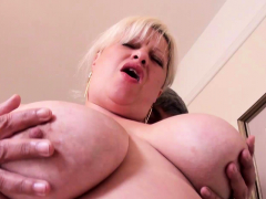 Old Busty Big Wife Fucked And Bottled By Partygoer Porn Video