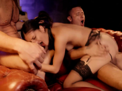 it starts slow but goes boom as emily willis gets dp'ed