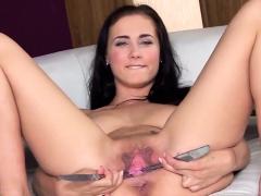 Slutty Czech Teenie Opens Up Her Narrow Honey Pot To 15ckp Porn Video
