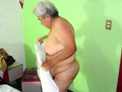 hellogranny showing off latin granny pictures HD