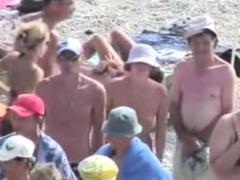 Nude Beach - Bend Over Baby