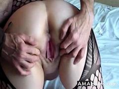 Mature Ass & Pussy Massage | Porn Bios
