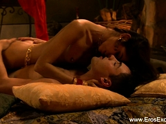 Indian Couple Experimenting With Sex